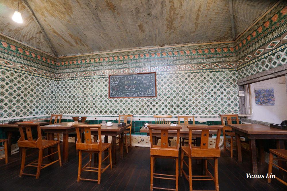 西陣咖啡館,Cafe SARASA,さらさ西陣,錢湯咖啡館