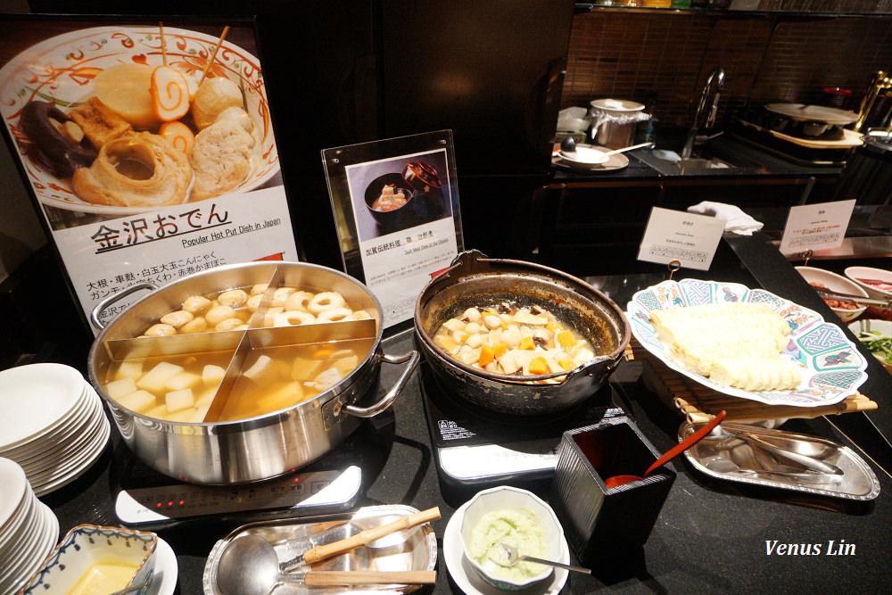 金澤飯店推薦,金澤車站飯店,金澤日航飯店,金澤飯店早餐