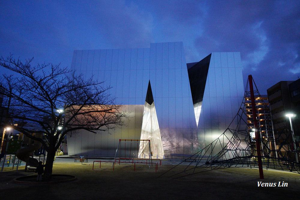 東京新景點|墨田北齋美術館,妹島和世新作品,隱藏版拍照亮點