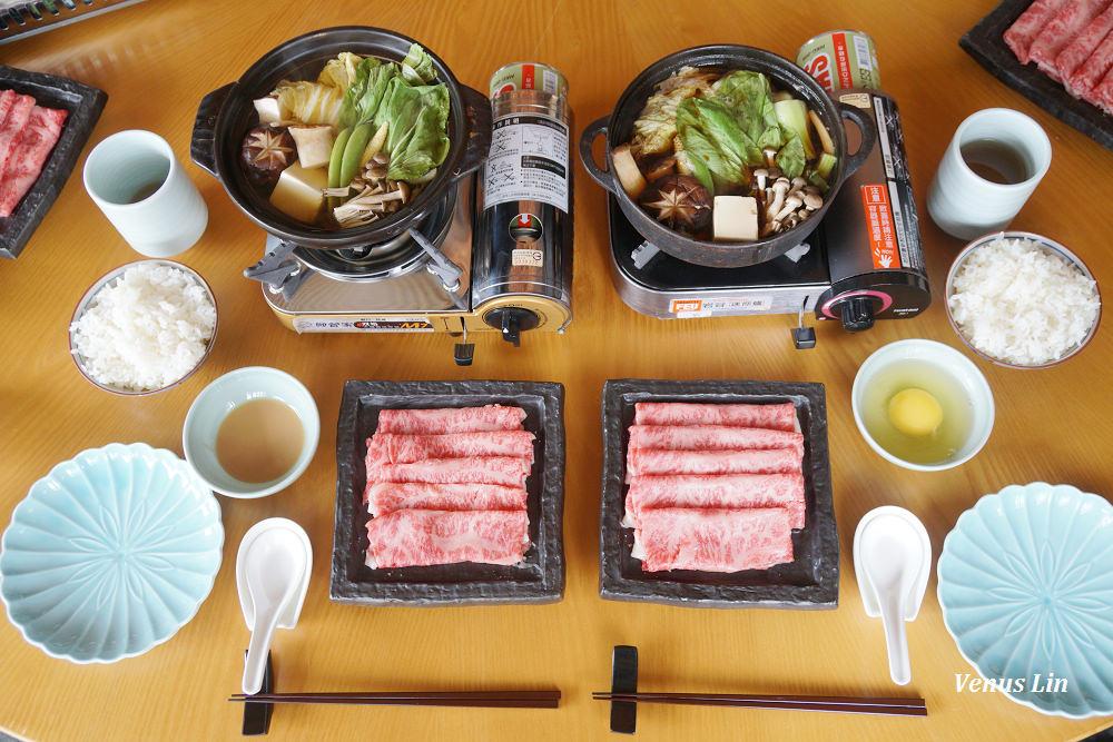 ibuki日本料理,日本鹿兒島A4和牛涮涮鍋、壽喜燒(午間套餐)