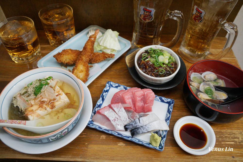 京都超值居酒屋|庶民,立食居酒屋,4人吃飽飽才3600日幣