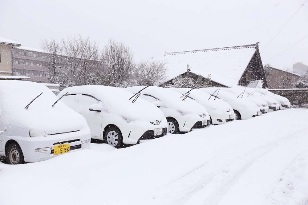 日本雪地自駕 經驗分享!日本冬季雪地自駕旅行的12個不可不知