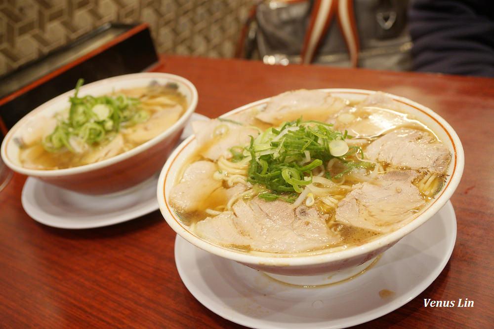 京都車站拉麵|本家第一旭,深夜還要排隊有這麼好吃嗎?