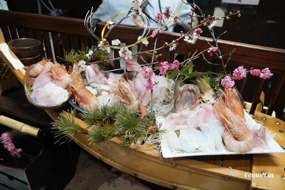 群馬高崎車站美食|美食みやま,浮誇的居酒屋懷石料理