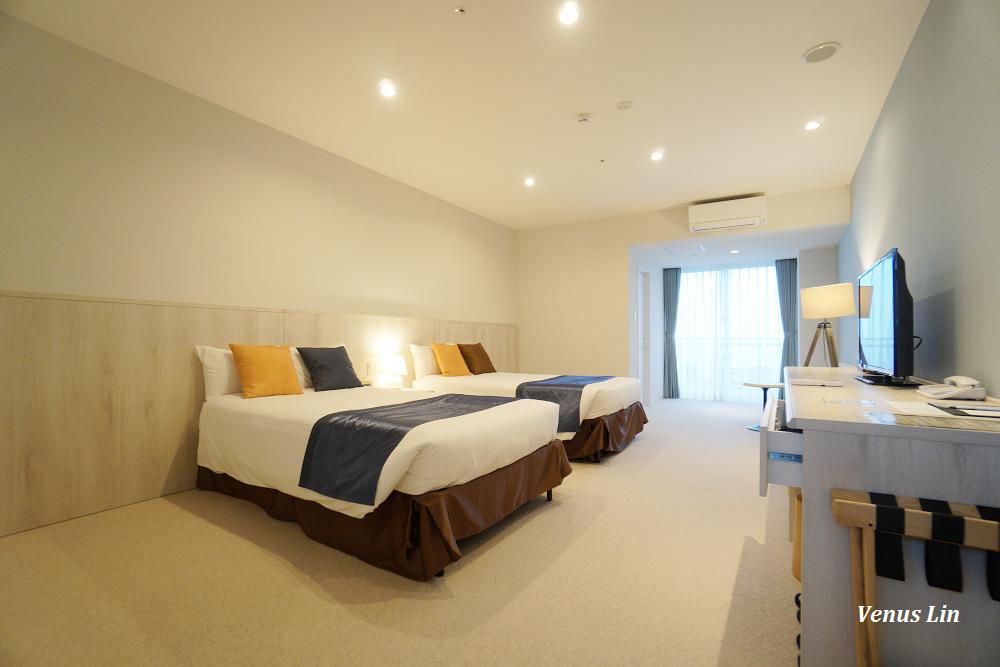 沖繩飯店-南部|Yuinchi南城飯店,免費使用天然溫泉猿人之湯