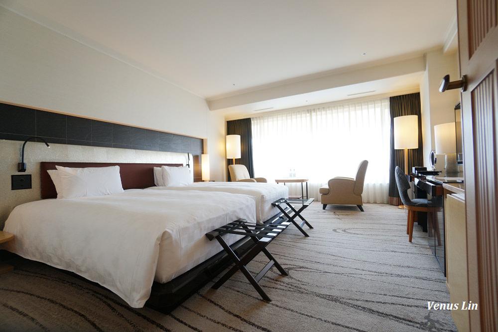 京都飯店|京都格蘭王子大飯店,皇家房型免費使用皇家休息室
