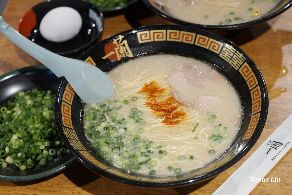 大阪心齋橋拉麵|一蘭拉麵屋台館,大口吃拉麵外還可以點居酒屋小菜跟啤酒