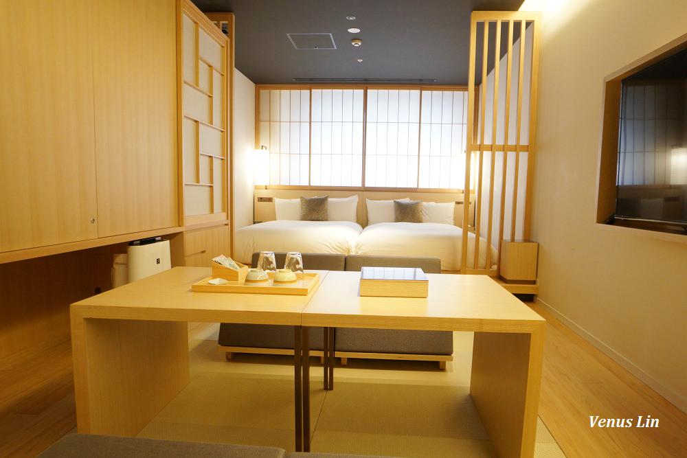 京都飯店|京都甘樂酒店 Hotel Kanra Kyoto,氣質優雅日式旅館