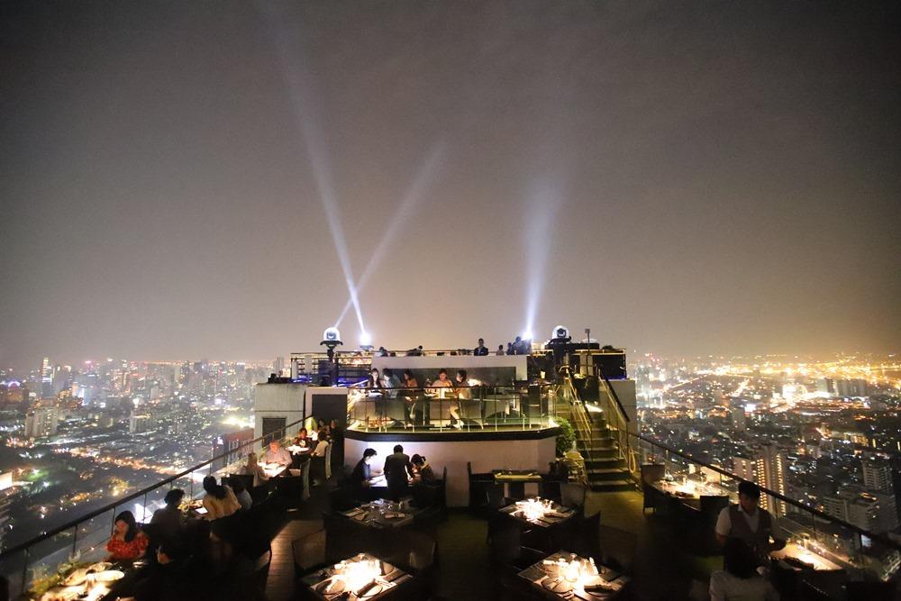曼谷飯店推薦|曼谷悅榕庄,曼谷最璀燦的屋頂餐廳酒吧,體驗皇家悅榕經典Spa