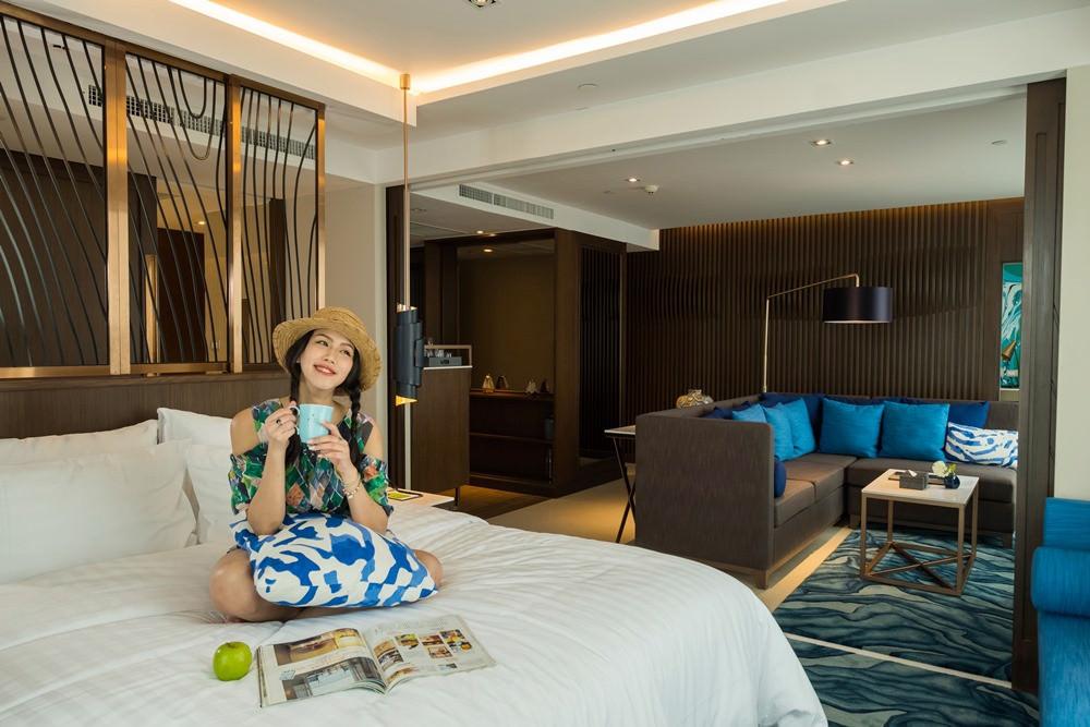 泰國芭達雅新飯店|Mytt Beach Hotel 邁特海灘飯店,芭達雅海灘前