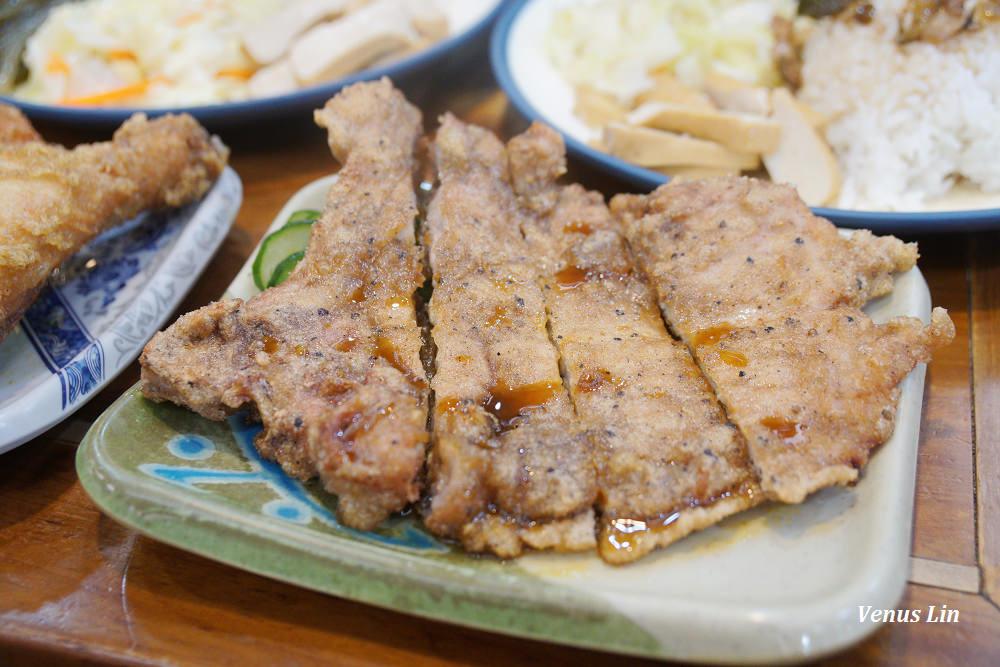 捷運西門站,西門町美食,玉林雞腿大王,台北好吃排骨飯,台北好吃炸雞腿飯