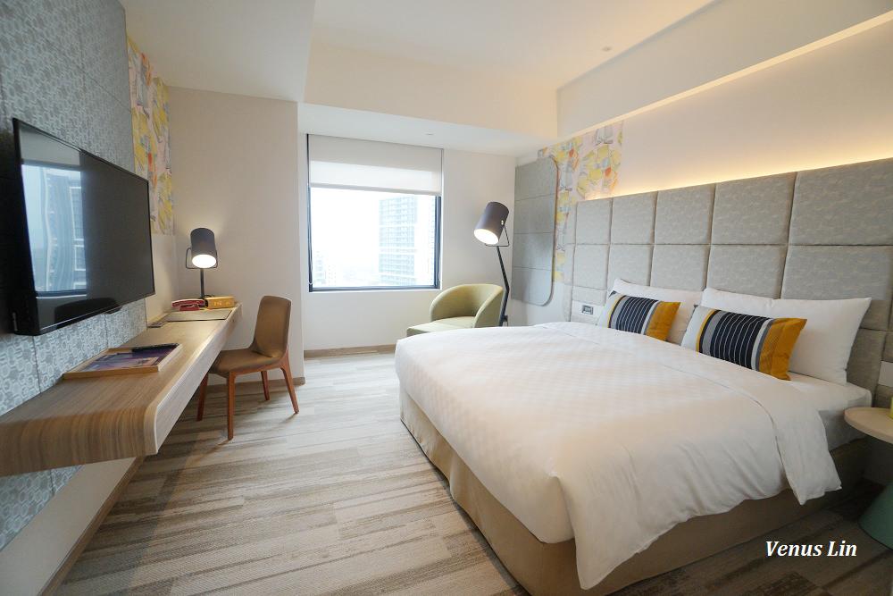 台北飯店|趣淘漫旅台北,走在科技尖端的客房,近板橋車站.高鐵.捷運