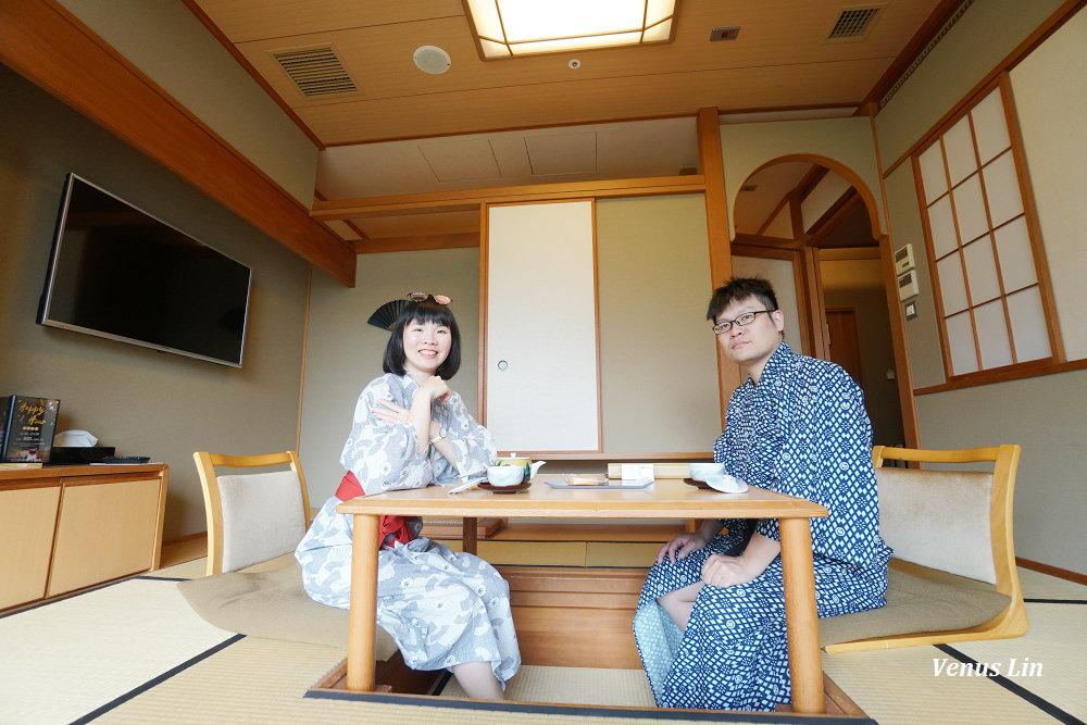 北投溫泉飯店|加賀屋和洋式套房,不用飛日本就能享受頂級溫泉旅館