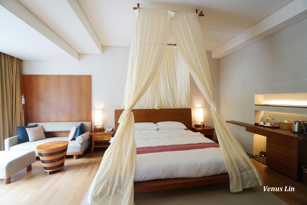 烏來溫泉旅館|馥蘭朵烏來渡假酒店,睡在溪畔渡個假(住宿房間篇)
