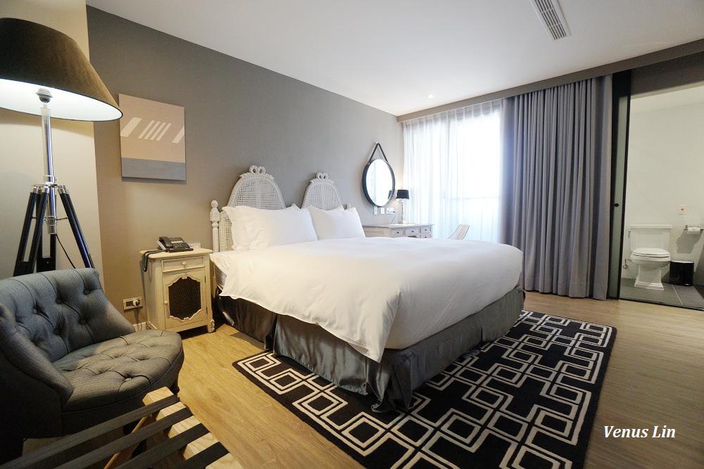 台南飯店|安平留飯店 Hôtel de Ľeau,低調法式優雅 x 現代簡約