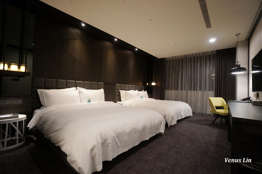 台南親子飯店|夏都城旅安平館,200坪室內親子遊樂園根本小孩天堂