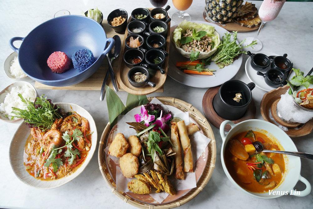 泰J,Thai.J,台北最美泰國菜,信義區美食,捷運市政府站美食,信義區泰國菜,ATT4FUN美食,台北好吃泰國菜
