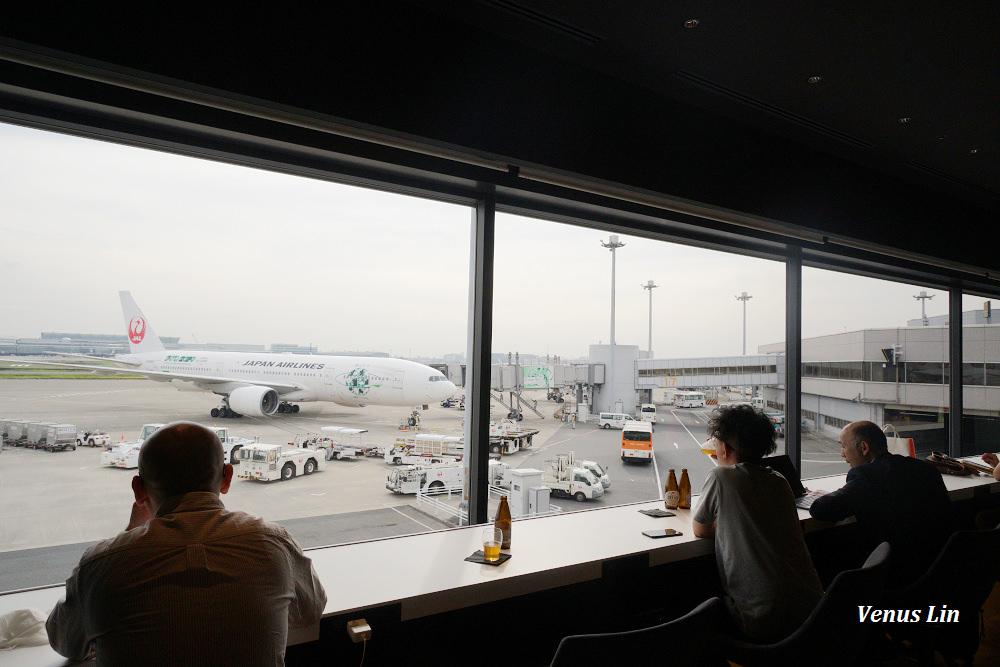 東京羽田機場國內線第一航廈JCB卡免費貴賓室x3間全攻略,也太高級了!