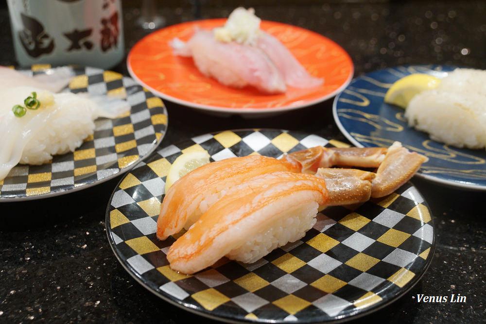 新千歲機場迴轉壽司,新千歲機場吃壽司,函太郎迴轉壽司