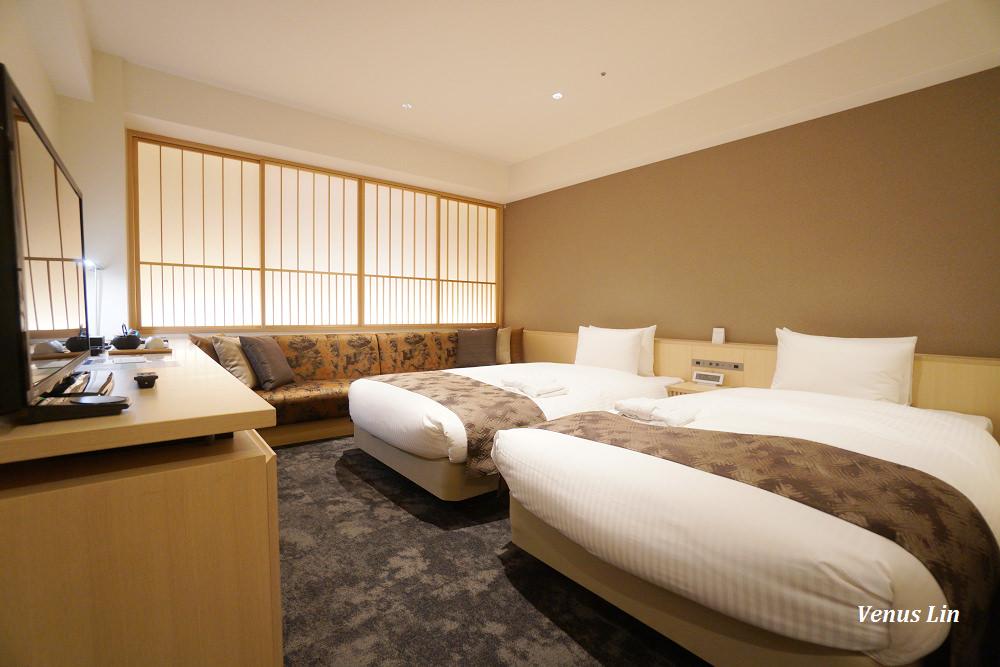 京都車站飯店|京都站前Daiwa Roynet Hotel,房間新穎寬敞,京都車站步行4分鐘