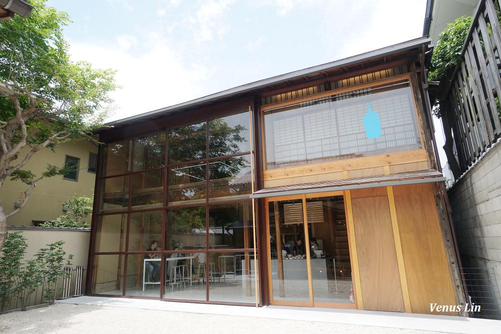 京都新地標|京都藍瓶咖啡 x 南禪寺百年町家,日本關西首家店