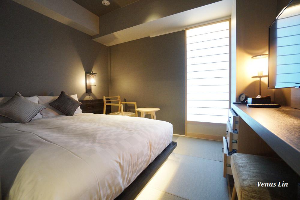京都飯店|京都河原町三條Hotel Resol,2018.6.1新開幕,融合傳統京文化與現代風情