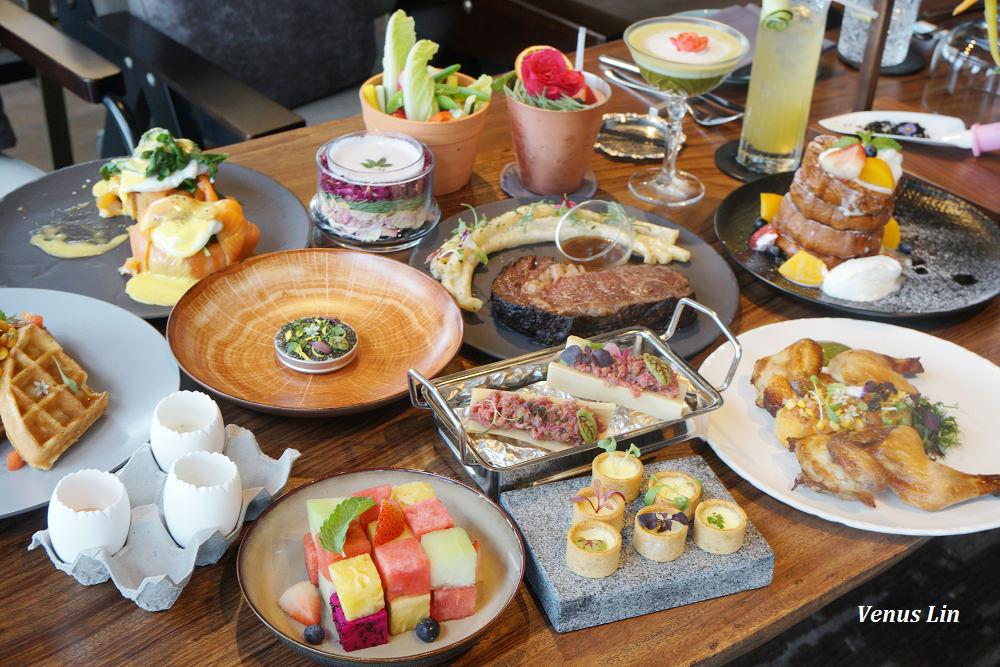 大直|台北萬豪酒店INGE'S Bar & Grill公主風週末早午餐