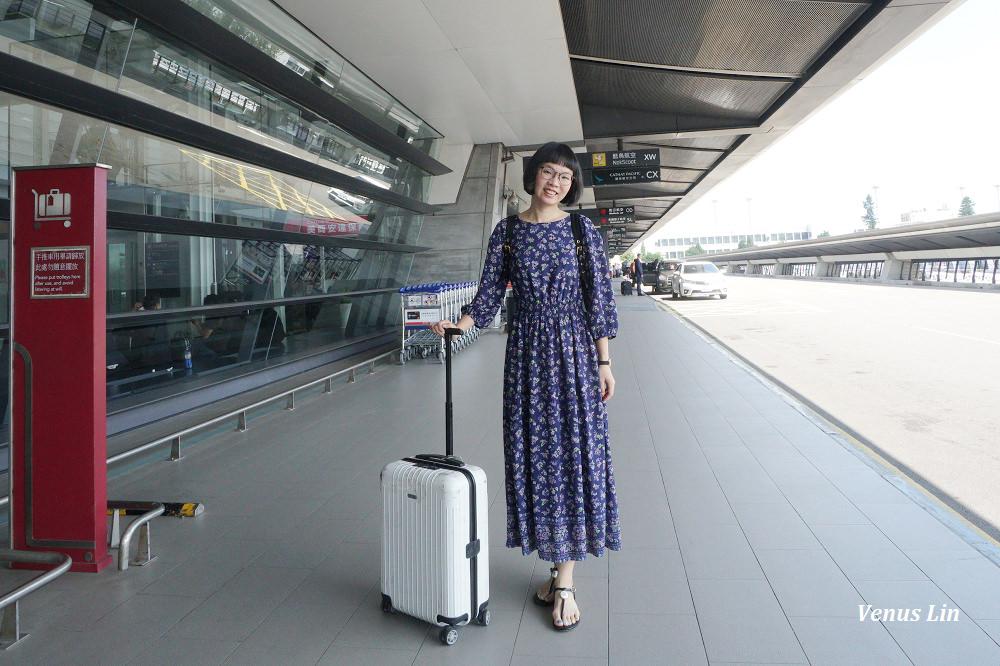 夏天輕量行李打包,赫茲布,卸妝赫茲布,夏季出國行李打包