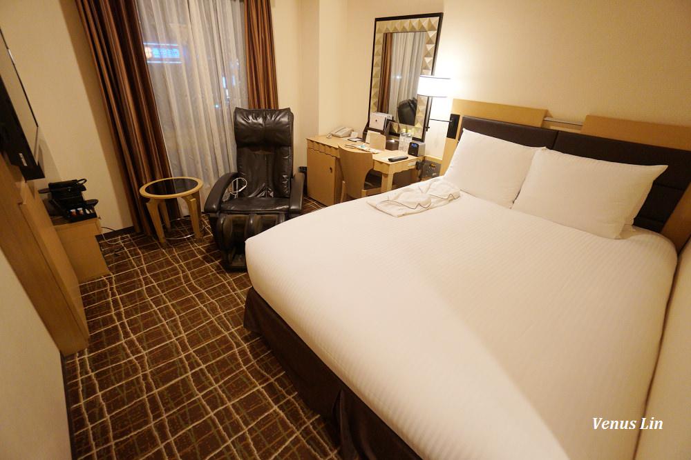 沖繩飯店-那霸|那霸希爾頓逸林飯店 DoubleTree by Hilton Hotel Naha,旭橋站1分鐘