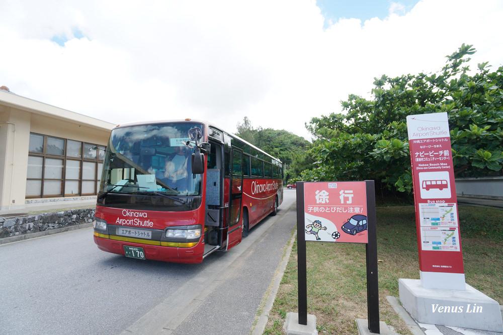 搭巴士玩沖繩,沖繩自助不開車,恩納海濱公園,NABEE海灘,NABEE海灘浮潛,恩納海濱公園香蕉船