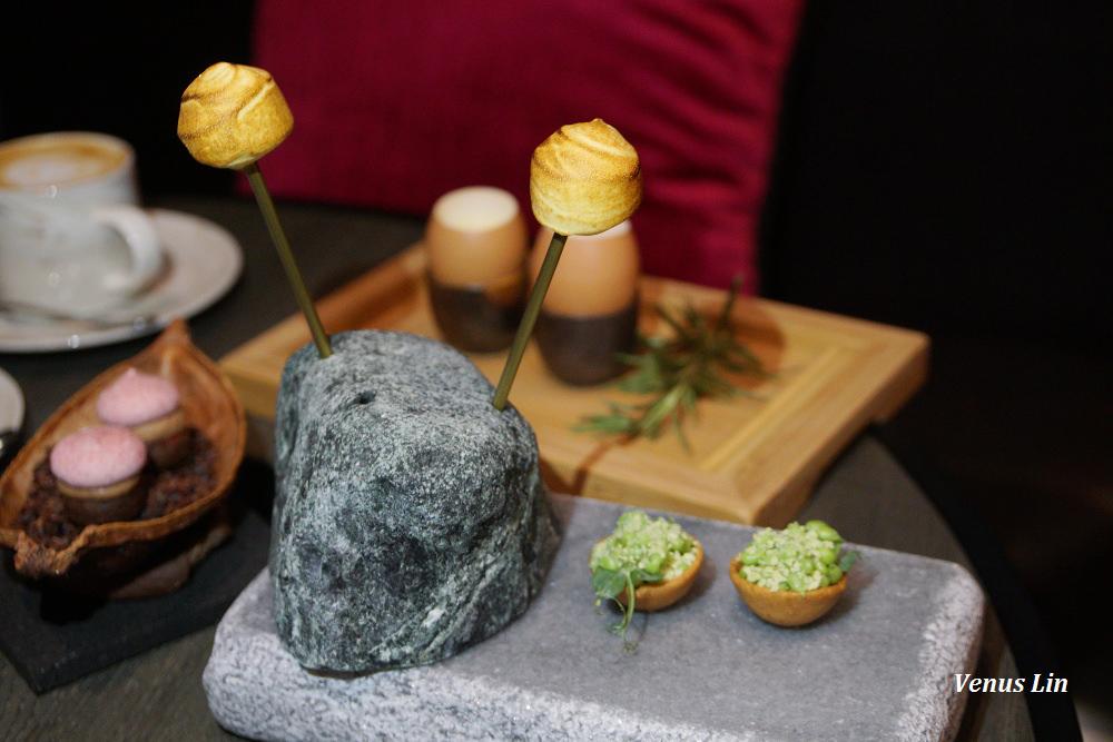 蘭餐廳,Orchid Restaurant,2018年台北米其林餐盤,捷運信義安和站