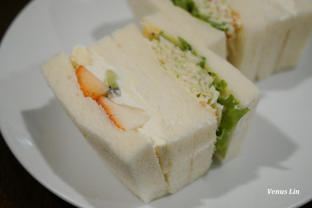 札幌早餐,札幌三明治,さえら,大通公園美食,札幌美食