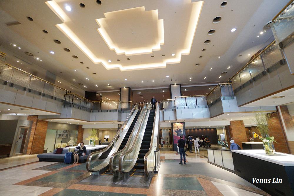 札幌車站飯店,札幌三人房飯店,札幌全日空皇冠假日酒店,ANA Crowne Plaza Sapporo