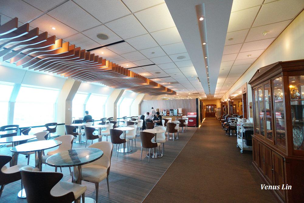 桃園機場第二航廈摩爾貴賓室The More,哈根達斯冰淇淋吃到飽