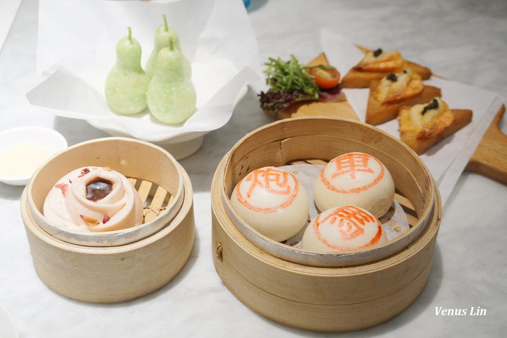 台北|唐點小聚市民店,療癒系的港式點心店,好吃又不貴