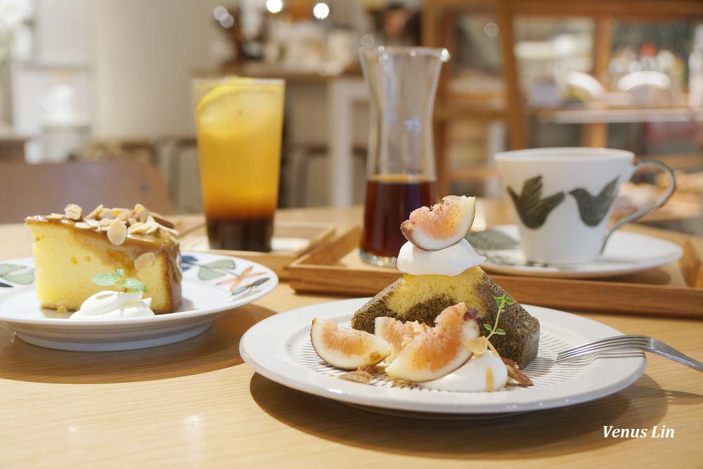 行天宮咖啡館|Look Luke,1秒到東京吉祥寺.手工蛋糕太厲害了!一週只營業4天!