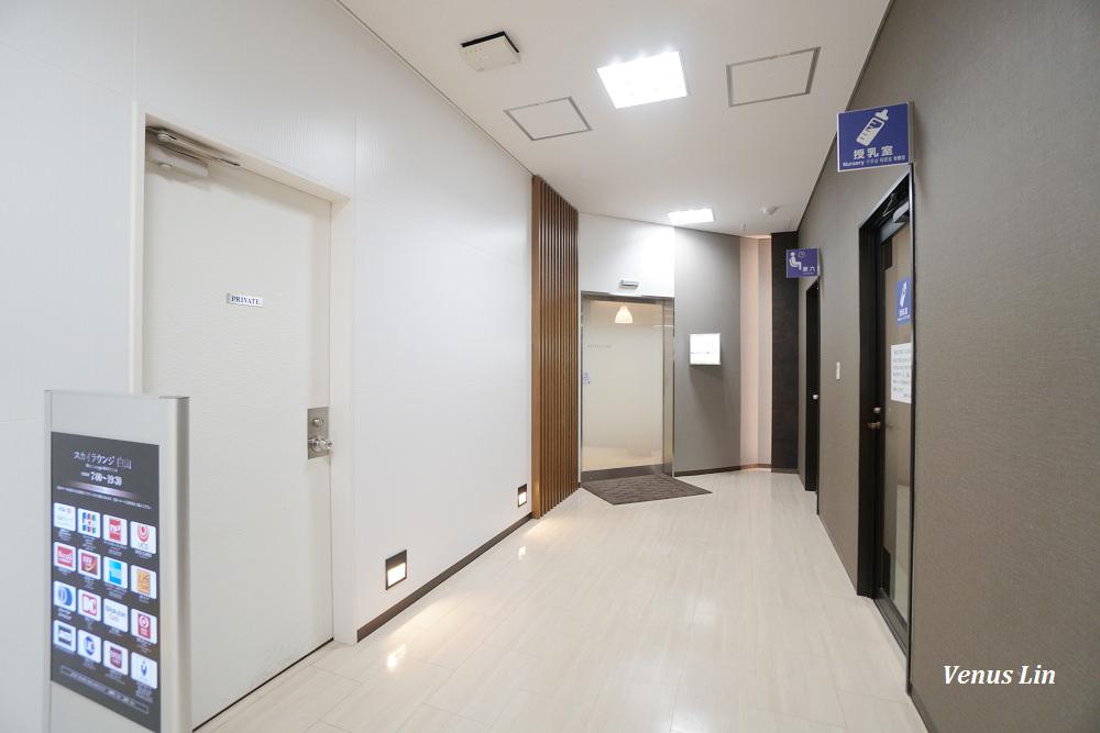 小松機場,長榮飛小松,小松機場JCB卡免費貴賓室,JCB卡免費貴賓室