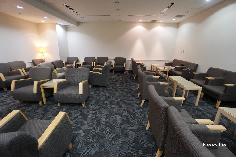 日本福岡機場JCB卡免費貴賓室:國際休息TIME