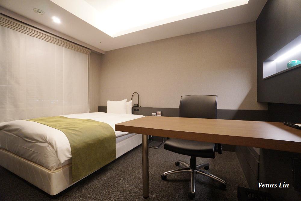 小松車站飯店|HOTEL GRANBINARIO KOMATSU,房間太先進有LG Styler智慧電子衣櫥