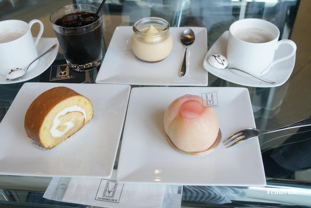和倉溫泉|LE MUSEE DE H by甜點大師辻口博啟,果然甜點超級好吃