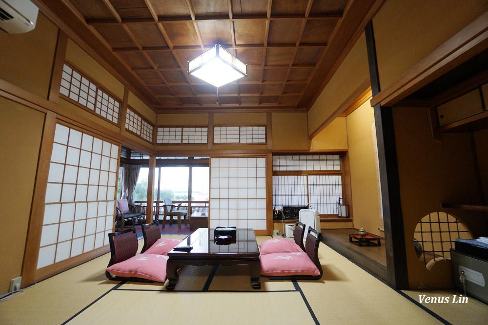 和倉溫泉旅館|大正浪漫の宿渡月庵,感受大正浪漫的百年歷史旅館