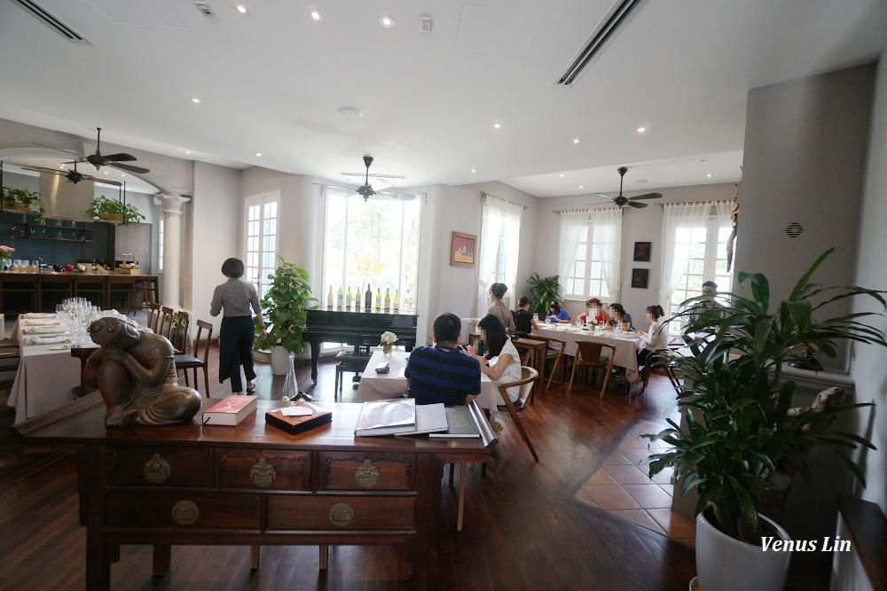 越南河內美食,The Clover at Ngoc Thuy,河內法國料理,誠旺旅行社