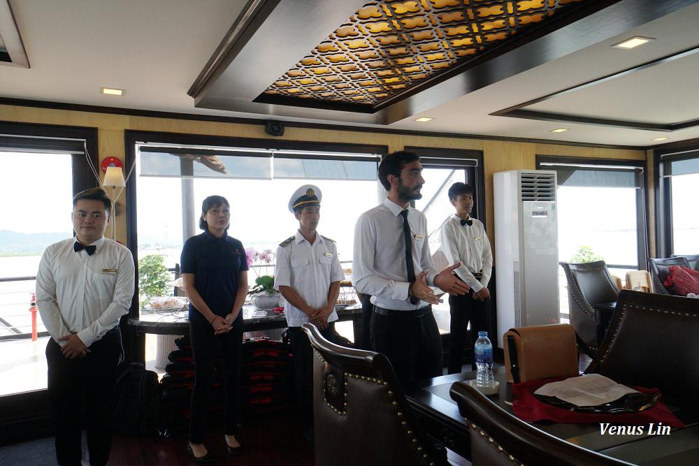 下龍灣遊輪推薦,Azalea Cruise,杜鵑花遊輪,下龍灣,北越行程,誠旺旅行社,越南