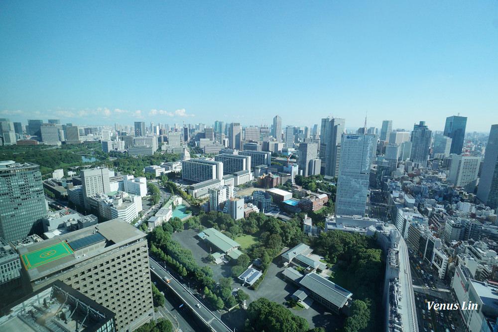 東京飯店|東京紀尾井町王子畫廊豪華精選飯店,遠眺東京鐵塔.晴空塔