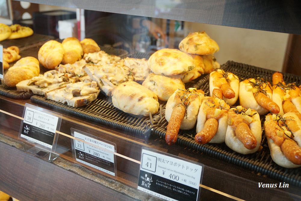箱根美食,箱根咖啡館,箱根超好吃麵包,箱根必吃,Bakery&Table,元箱根港必吃