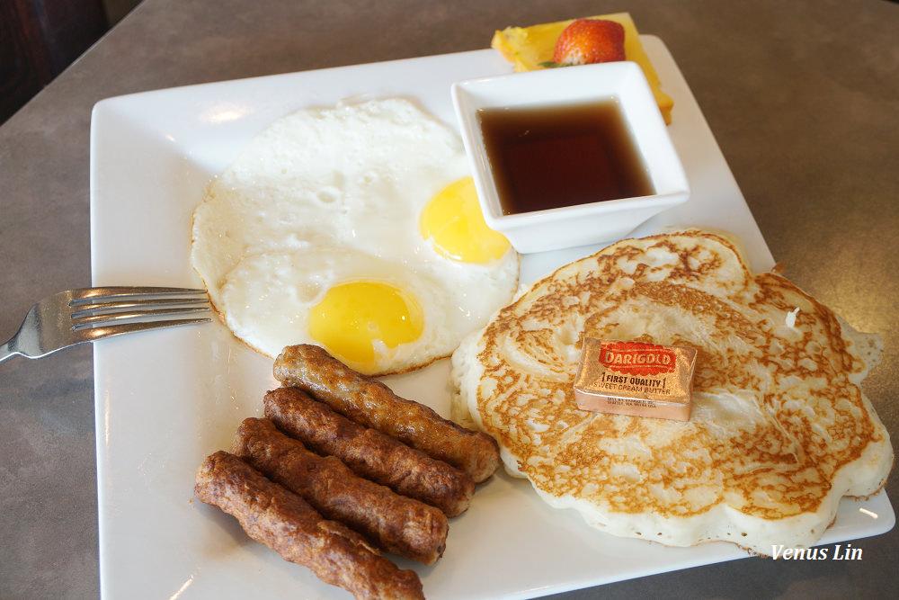 夏威夷必吃,歐胡島第一名早餐,Moena Cafe,loco moco