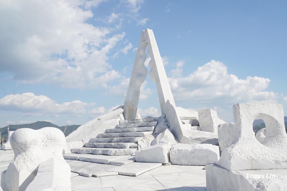 尾道新景點|未來心之丘,置身白色大理石之城,交通美食懶人包