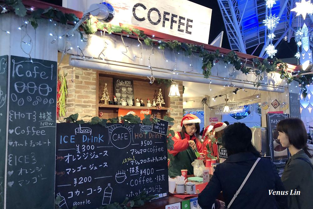 福岡聖誕市集,福岡博多聖誕市集,福岡博多車站聖誕裝飾,福岡天神市役所聖誕市集