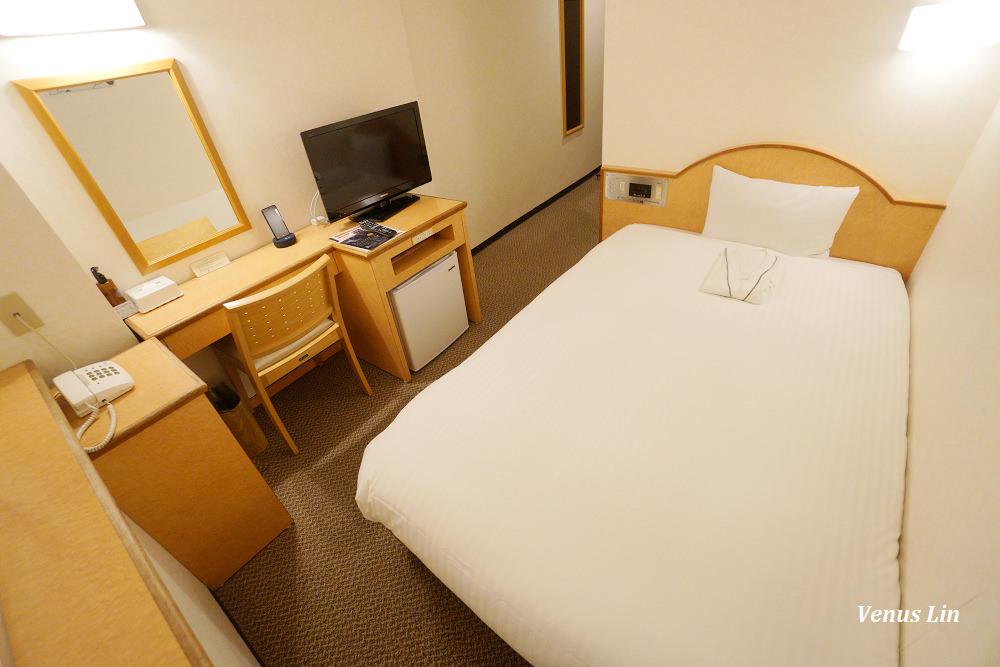 福岡車站飯店|福岡博多東洋飯店,高CP值.每個房間都有handy手機