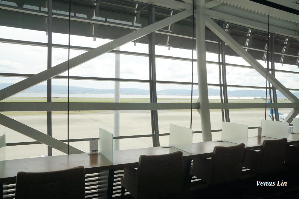 華航大阪貴賓室,大阪機場貴賓室,KIX AIR SIDE LOUNGE,華航貴賓室